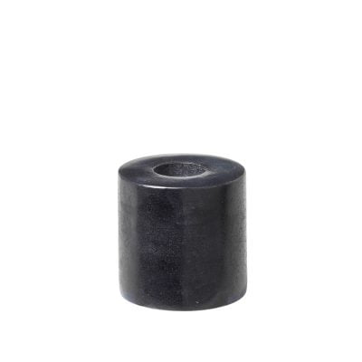 broste copenhagen mini kandelaar zwart