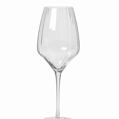 broste copenhagen sandvig rode wijnglas mondgeblazen