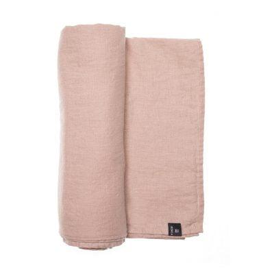 Linnen tafelkleed - Licht roze - Nude // Himla