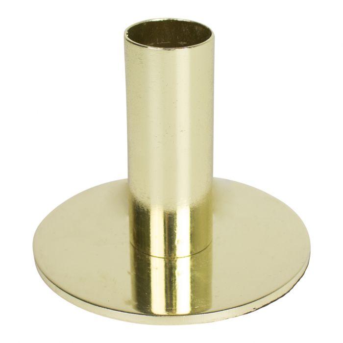 housevitamin kandelaar goud glans