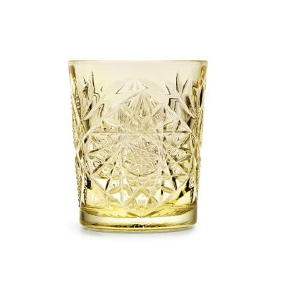 Tumbler Hobster - Pale Yellow // Libbey
